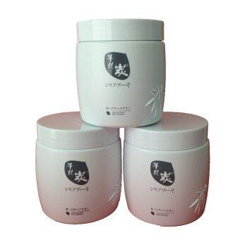 ซันปุโซะ ชาร์โคล ดิสทิเลท แฮร์ มาส์ค 1000มล.x3 Sunpuso Charcoal Distillate Hair Mask 1000mlx3