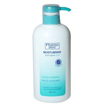 Phamapure Moisturising Body Wash pH5 450ml. (1ขวด)