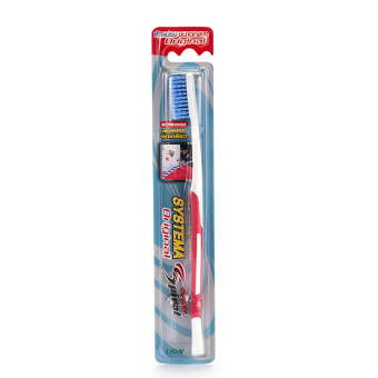 SYSTEMA ซิสเท็มม่า แปรงสีฟัน ซุปเปอร์สไปรัล 1 ด้าม