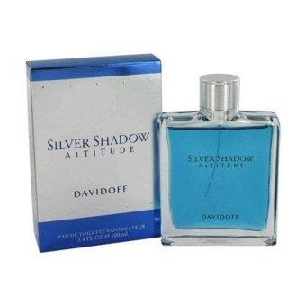 Davidoff Silver Shadow Altitude for men 100 ml. (พร้อมกล่อง)