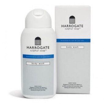 HARROGATE Sulpur soap เจลนืำแร่ ล้างหน้า สระผม ลดสิว แพ้แชมพู
