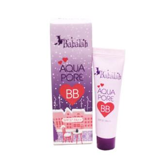 Babalah BB Cream บาบาลา บีบีครีม x1หลอด Aqua Pure SPF37PA++
