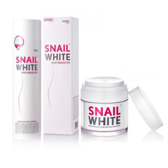 Snail White + Snail White Body Booster ครีมบำรุงผิวหน้าและผิวกาย