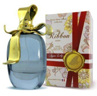 Marie-Pierre Paris My Ribbon Seires กลิ่น Aqua Lily 100 ml.