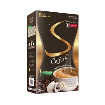 Chame Sye Coffee Plus (10ซอง) กาแฟลดน้ำหนัก กระชับสัดส่วน (1 กล่อง)