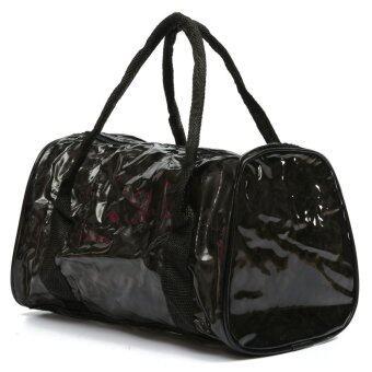 กระเป๋าถือของผู้หญิงกระเป๋าคริสตัลหลากสีขนมวุ้นใสกระเป๋าสะพายของเด็กสาว - intl