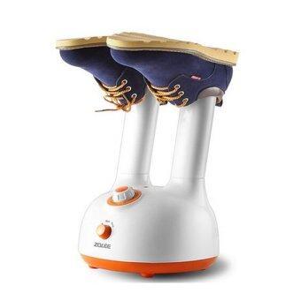 DJSHOPเครื่องอบรองเท้า กำจัดความชื้น กลิ่นอับZooleeรุ่นZLGX-01 (สีขาว)