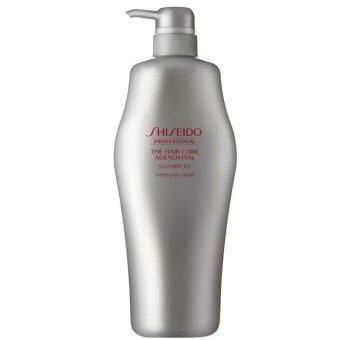 Shiseido Adenovital Shampoo For Thinning Hair 500ml แชมพูสำหรับผู้ที่มีผมร่วง บาง ลีบ