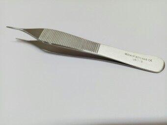 MIRA คีม ปากคีบไม่มีเขี้ยว แบบไมโครแอดสัน ยาว 12 cm.