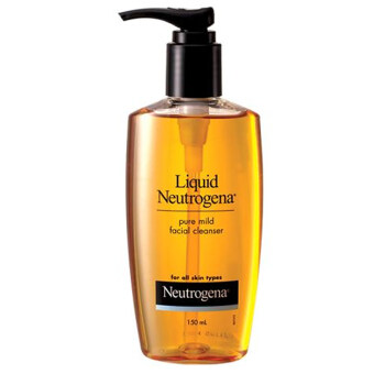 Liquid Neutrogena สบู่เหลวล้างหน้า 150 มล.