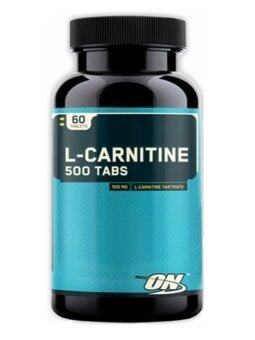Harga OPTIMUM L-Carnitine 60 Cap