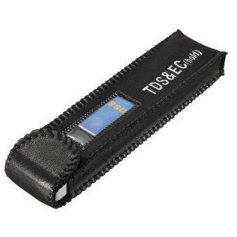 2ชิ้น 3ใน1 ดิจิตอลแอลซีดี TDS อีซีมิเตอร์น้ำบริสุทธิ์คุณภาพไม้ปากกาทดสอบตัวหน้าต่อนาที