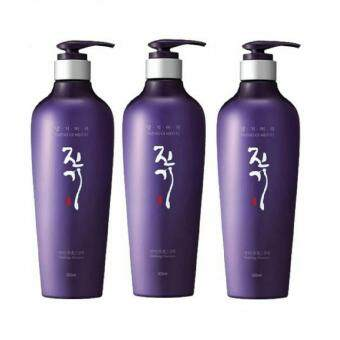 Daenggimeori shampoo แทงกิโมริ แชมพู เกาหลี 300 ml. 3 ขวด