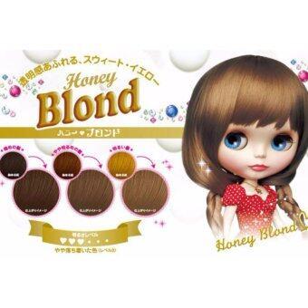 Schwarzkopf Fresh Light โฟมเปลี่ยนสีผม สีบรอนด์ทองประกายเบจ - Honey Blond 30 ml.