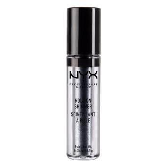 นิกซ์ โปรเฟสชั่นแนล เมคอัพ โรล ออน อาย ชิมเมอร์ - RES04 ออนิกซ์ NYX Professional Makeup Roll On Eye Shimmer - RES04 Onyx