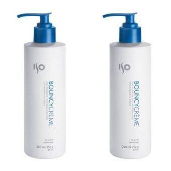 ISO Bouncy Crème Curl Enhancing Hair Care 250ml.(แพคคู่)