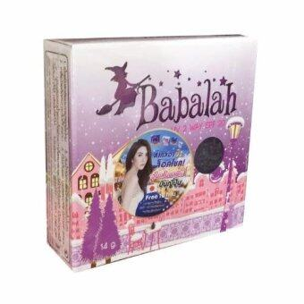 Babalah แบบเก่า มี่ QR coed แป้งเค้กทูเวย์ บาบาร่า ผสมรองพื้น SPF20 14 g. เบอร์ 2