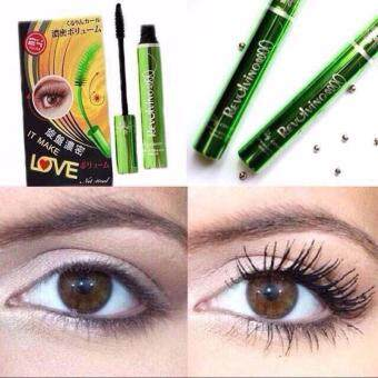 B.Q. Cover Perfect Eyelash Mascara บีคิว คอฟเวอร์ อายแลช มาสคาร่าเขียว ยาวเรียงเส้น ขนตาหนา