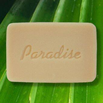 Paradise Pure Castile Bar Soap สบู่ธรรมชาติ ปราศจากน้ำหอม 100g