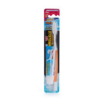 SYSTEMA ซิสเท็มม่า แปรงสีฟัน XL ขนแปรงนุ่ม + ยาสีฟัน ซิสเท็มมา สูตร ดีฟ อิมแพกต์