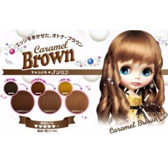 Schwarzkopf Fresh Light โฟมเปลี่ยนสีผม สีน้ำตาลคาราเมล - Caramel Brown 30 ml.