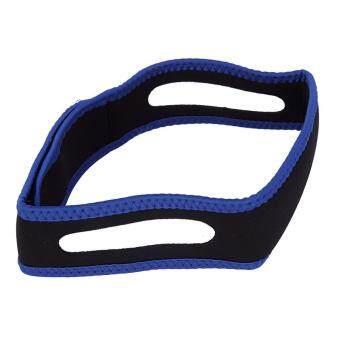 Allwin เข็มขัดรัดคางหยุดกรนกรนหลับอ้า-วิธีป้องกัน Apnea TMJ รองรับ