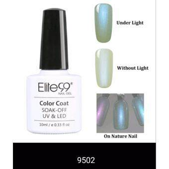 Elite99 สีทาเล็บเจล Shell Nail เบอร์ 9502 ขนาด 10 ml.