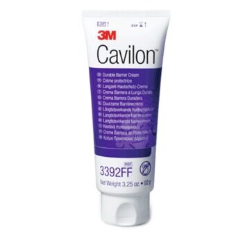 Cavilon Durable Barrier Cream คาวิลอน ครีมชนิดเข้มข้น 92 กรัม 1หลอด