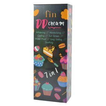 fin DD Cream ฟิน ดีดี ไวน์ขาว 100 กรัม