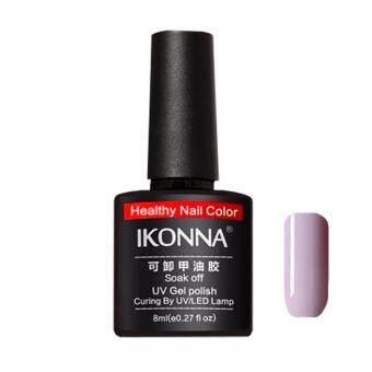 IKONNA สีทาเล็บชนิดเจล UV/LED ขนาด 10 ml (#38) GREY PLUM