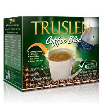 Truslen กาแฟดักจับไขมัน Coffee Bloc