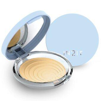 IN2IT ยูวี ชายน์ คอนโทรล เชียร์ เฟส พาวเดอร์ SCP01 (soft beige)