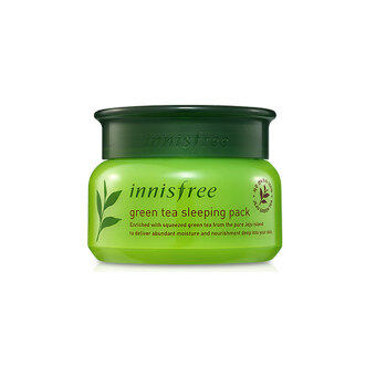 Innisfree Green Tea Sleeping Pack 80ml.