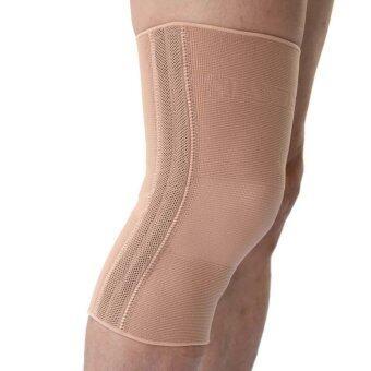 INTER Knee Support With Spiral อุปกรณ์พยุงข้อเข่า แบบมีแกนด้านข้าง (SDK011)