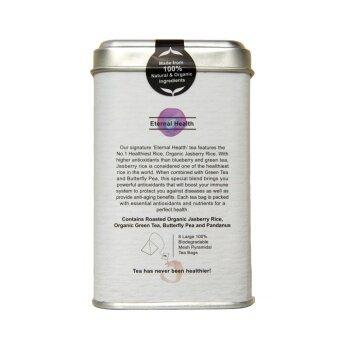 Jasberry ชา ออร์แกนิค Eternal Health Jasberry Organic Tea - Purple - 4