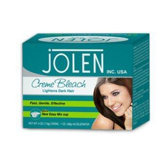 Jolen ครีมเปลี่ยนสีคิ้วและหนวด ขนาด 18 กรัม 1 กล่อง