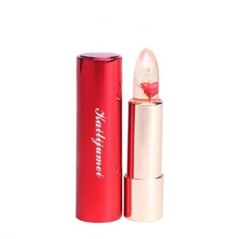 Kailijumei Flower Jelly Lip Gold - Frame Red