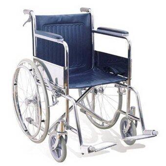KT รถเข็นผู้สูงอายุป่วยคนชรา Wheelchair ผู้ป่วย วีลแชร์ รุ่น KT905H