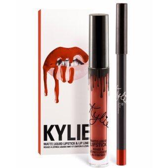 Kylie Matte Lip Kits (Matt Liquid LipstickLip Liner)
