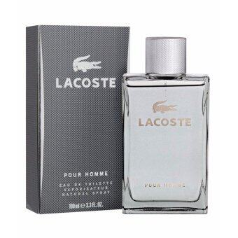 น้ำหอม Lacoste Pour Homme for Men EDT 100ml