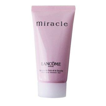 Harga Lancome Miracle Bath And Shower Gel 50 ml.
