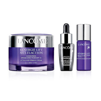 Harga LANCOME Renergie Multi Lift DAY + Concentrate + Advanced Genifique Youth Activator (Gift Set)