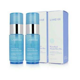 อยากขาย แพคคู่ Laneige Water Bank Mineral Skin Mist (30 ml) น้ำแร่