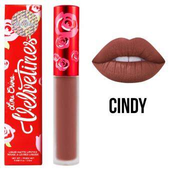 Lime Crime Velvetines  #Cindy 2.6 ml. (Terracotta Brown)