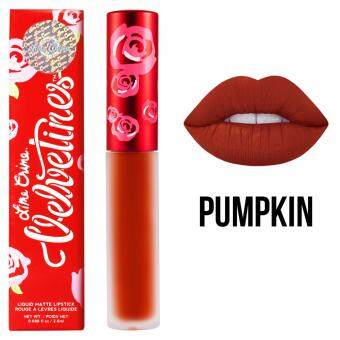 Lime Crime Velvetines #Pumpkin 2.6 ml. (Brick Red)