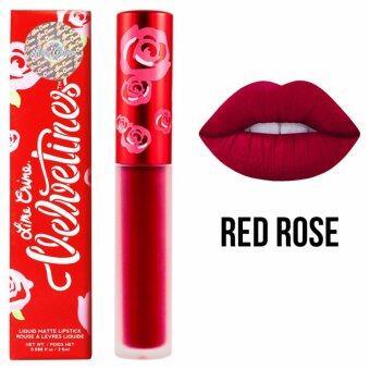 สนใจซื้อ Lime Crime Velvetines #Red Rose 2.6 ml. (Ruby Red)