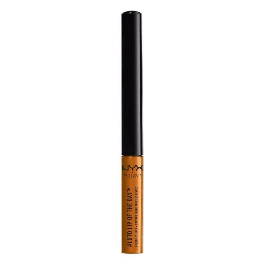 นิกซ์ โปรเฟสชั่นแนล เมคอัพ ลิปออฟเดอะเดย์ - LOTD09 -เฮกซ์ NYX Professional Makeup LIP OF THE DAY - LOTD09 - SHADE HEX