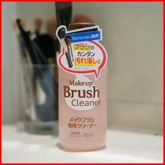 น้ํายาล้างแปรงแต่งหน้า ถูกและดีจากญี่ปุ่น สูตรทำความสะอาดสิ่งสกปรกล้ำลึกMake Up Brush Remover 150 ml.