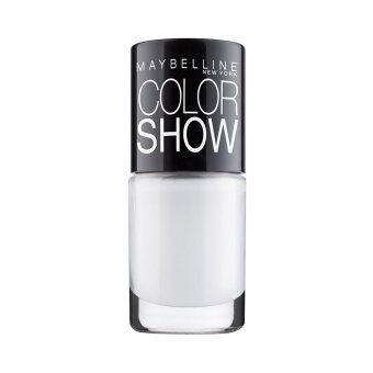 Maybelline Color Show Nail น้ำยาทาเล็บ สี 102 Porcelain Party พอซเลน ปาร์ตี้