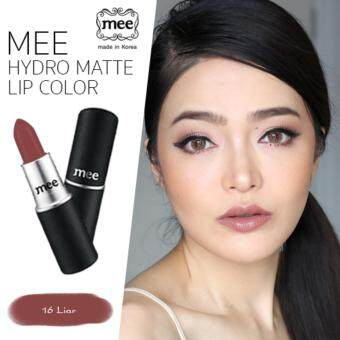 Mee Hydro Matte Lip Color 16 (Liar)